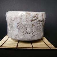 Anna-Keil-wabi-sabi-chawan-raku-hagi-shino-sake